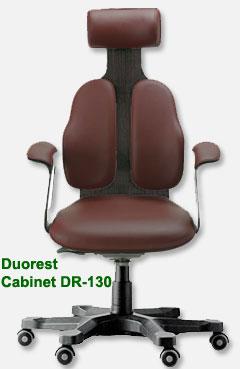 Кресло для руководителя Duorest CABINET DR-130