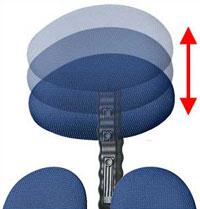Подголовник кресла Duorest DR-7900