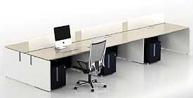 Грамотная мебель для рабочего места в