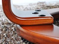 Підстава крісла з натуральнорй екологічно чистої деревини