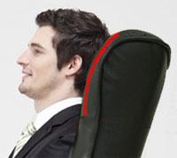 Підголівник крісла Relax Люкс